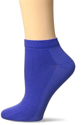 Pearl iZUMi Women's Silk Lite Socks, Dazzling Blue, Medium