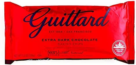 Baking Chips & Chocolate: Guittard Extra Dark Chocolate Baking Chips