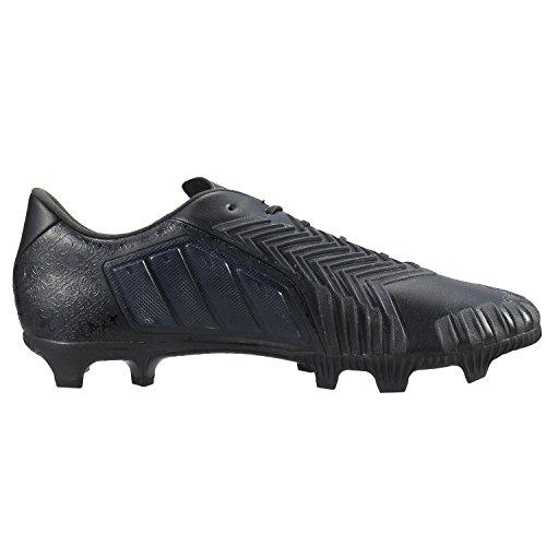 Adidas Black Pack Predator Instinct Black/black Soccer Shoes (12)