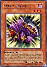 Amazon.com: Yu-Gi-Oh! - Spirit Reaper (PGD-076) - Pharaonic ...