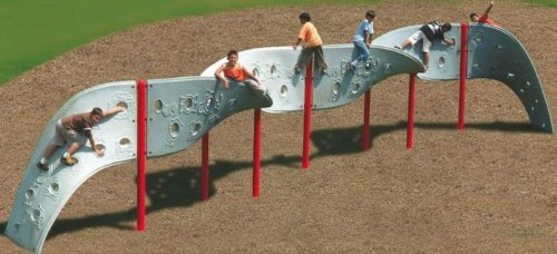Sports Play 902-757 Corkscrew Aztec Climber by Sports Play Equipment