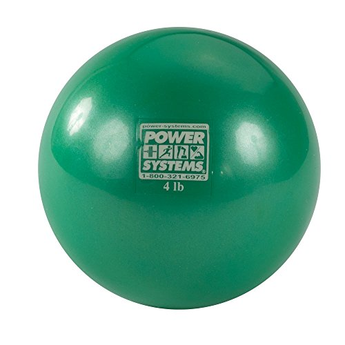 Power Systems Soft Touch Medicine Ball (8-Pounds)