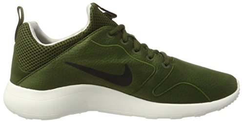 Nike 844838, Zapatillas para Hombre Varios colores (Verde / Negro)