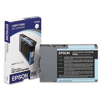 EPST543500 - T543500 Ink - Cyan 9600 Ultrachrome Ink