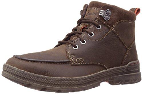 Clarks Men's Ryerson Dale Boot - Brown Tumble - 7 D(M) US