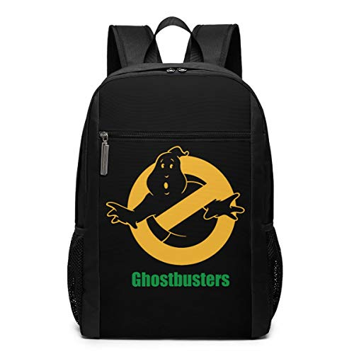 Cheny Ghostbusters Logo Children's Lightweight Canvas Travel Backpacks