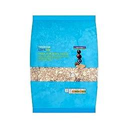 Swiss Muesli with Berries Waitrose Love Life 750g - Pack of 4