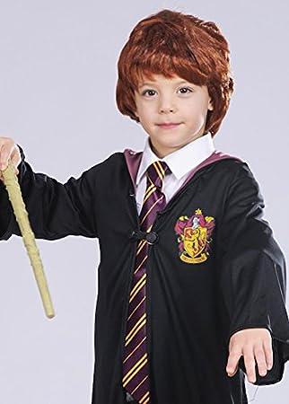 Struts Fancy Dress Ron Weasley Estilo Ginger Peluca para niños ...