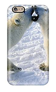 Tpu Case For Iphone 6 With Polarbears
