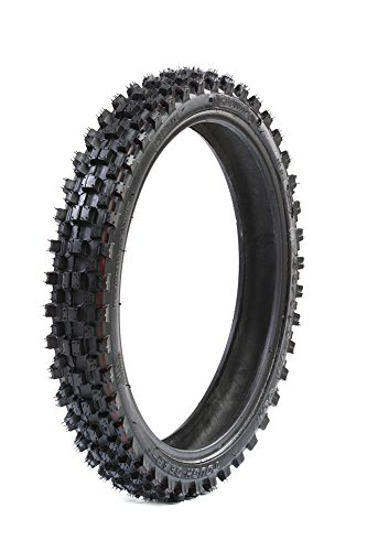 ProTrax PT1007 Motocross Offroad Dirt Bike Tire 60/100-14 Front Soft/Intermediate Terrain (Yamaha Dirt Bike Parts)