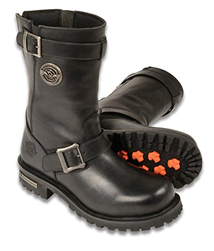 Waterproof Engineer Boots - 9