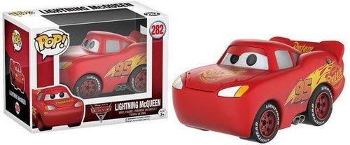 Funko POP Disney Cars 3 Lightning McQueen Action Figure Disney Cars Spin Pops