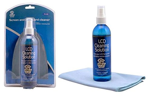 Pyle Home PCL106 Screen/LED and Keyboard Cleaner