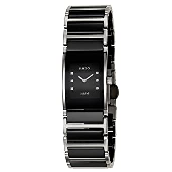 Image Unavailable. Image not available for. Color  Rado Integral Jubile  Women s Quartz Watch R20786752 a19cfe432
