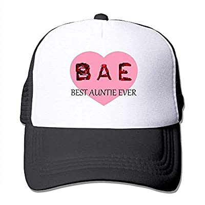Best Auntie Ever Funny Women's Breathable Mesh Cap Classic Trucker Hat