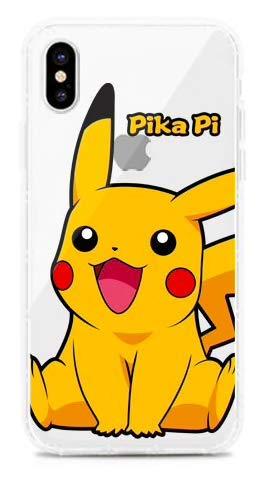 Générique Coque Iphone X Et Iphone Xs Pikachu Pokemon