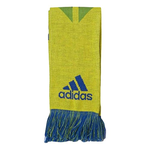 adidas Brazil Scarf [Yellow] (OS) Adidas Brazil