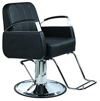 New Black Modern Hydraulic Barber Chair Styling Salon Beauty Spa Supplier 8811 by BestSalon  sc 1 st  Amazon.com & Amazon.com: New Black Modern Hydraulic Barber Chair Styling Salon ...