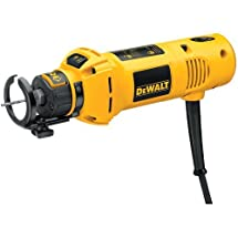 DEWALT DW660 Cut-Out 5 Amp 30,000 RPM Rotary Tool with 1/8-Inch and 1/4-Inch Collets