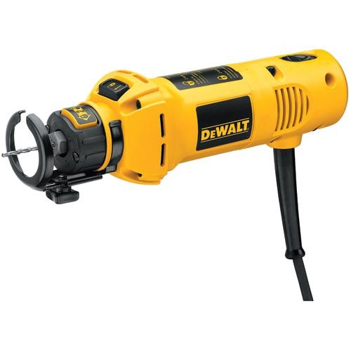 DEWALT DW660 Cut-Out 5 Amp 30,000 RPM Rotary Tool with 1/8-Inch and 1/4-Inch Collets (Router Safety Cut Speed)