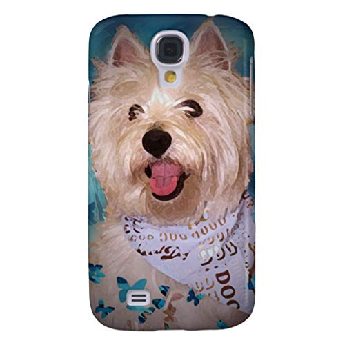 Case Mate Ipod Touch - Zazzle Westie I-pod Touch Case Case-Mate Barely There Samsung Galaxy S4 Case