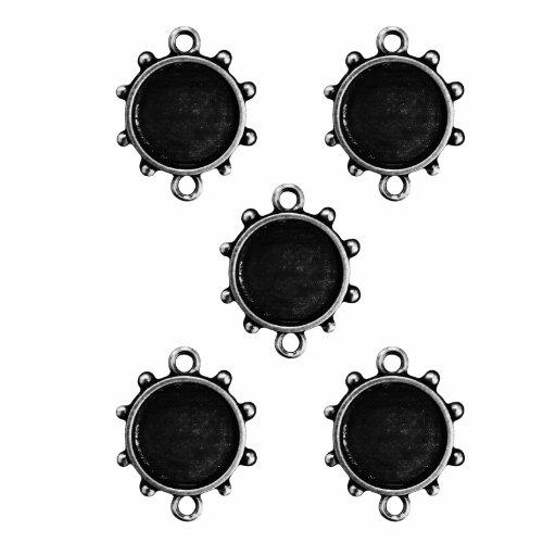 Spellbinders MB1-507S Media Mixage Circles Three, Silver