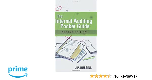 the internal auditing pocket guide preparing performing reporting rh amazon com internal auditing pocket guide.pdf internal auditing pocket guide free download