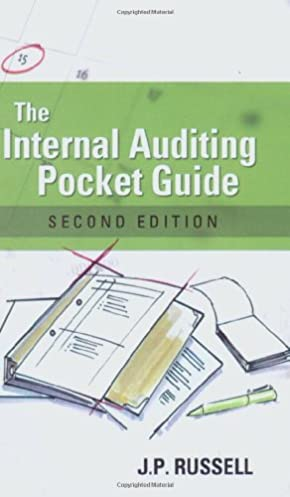 the internal auditing pocket guide preparing performing reporting rh amazon com automotive internal auditor pocket guide pdf the internal auditing pocket guide preparing performing reporting and follow-up