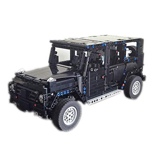 - VSG-UF Technic 20100Ing Moc 2425 G500 AWD Wagon Rc Motors SUV Model Off Road Vehicle Building Blocks Trucks Bricks DIY Toys