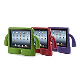 Speck 71020-B104 iGuy Protective Case for iPad 2/3/4 - Chili Pepper Red