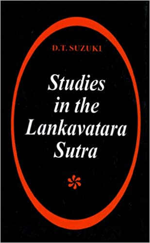 Suzuki Studies in Lankavatara cover art