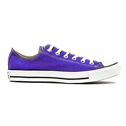 Converse Star OX - Zapatillas de Deporte de Lona Para Mujer lila / weiß