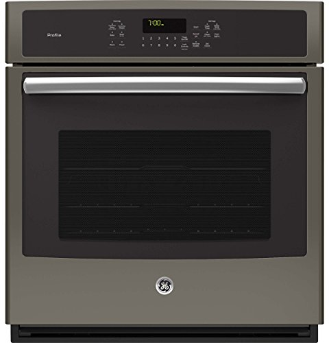 GE PK7000EJES 27″ Slate Electric Single Wall Oven