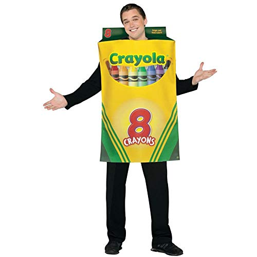Crayola Crayon Box Adult -