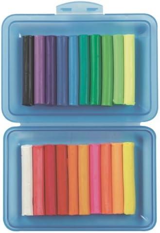 40/ 2/x Paquetes Barras plastilina plastilina 12/x Neon /& 28/colores est/ándar