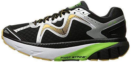 De Lima Hombre Negro Running verde nbsp;zapatilla 16 anaranjado Gt Mbt 4Id8xSS