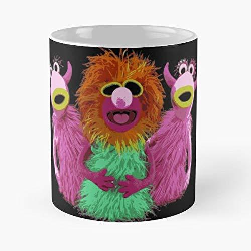 Mahna Bipp Snowths Muppet - Best Gift Mugs Muppets Kermit Skit Jim Henson Puppets Mug Coffee For Gifts Cup Women ()