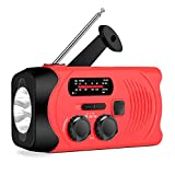 Emergency Solar Radio, AM/FM NOAA Weather Redio for
