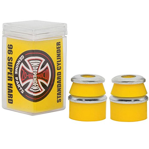 Independent Genuine Parts Standard Cylinder Super Hard 96a Bushings - Yellow -