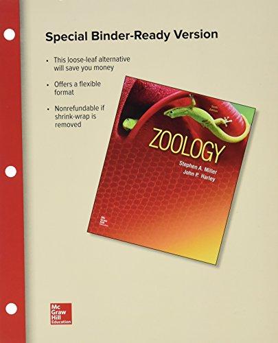 Zoology  (Looseleaf)