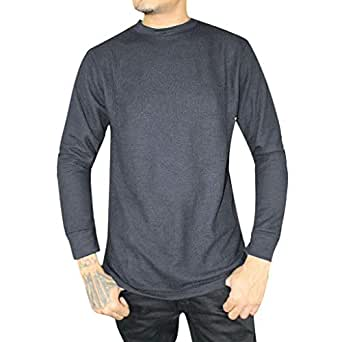 Amazon.com: Forthery Men's Long Sleeve Thermal Tops