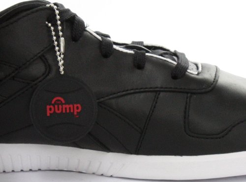 Reebok - Pump Reeamp SP - J19354 - Color: Negro-Rojo - Size: 41.0