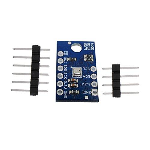 I2C ブレークアウト 温度湿度気圧 BME280センサ モジュール 高精度センサー