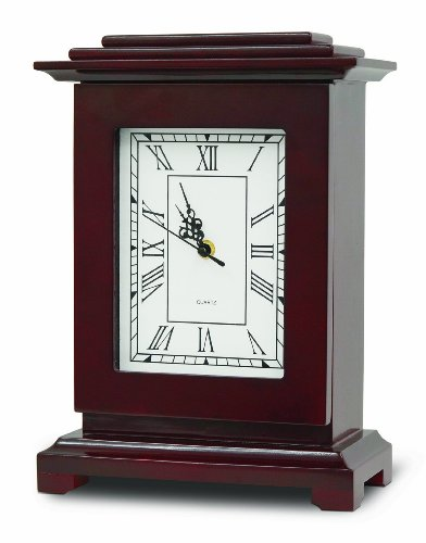 Mantle Clock Safe Concealment Hidden Storage Compartment ()