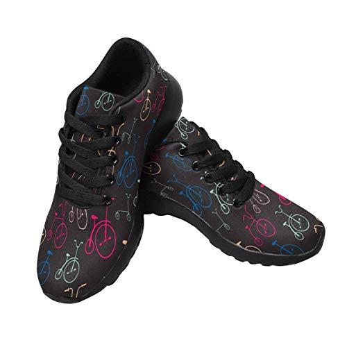 Trainers Cross Women's Running 6 Multi InterestPrint Sneakers Epq7qw