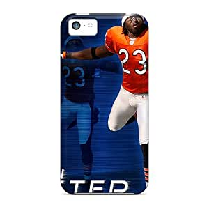 Perfect Chicago Bears Cases Covers Skin For Iphone 5c Phone Cases