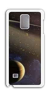 Print Hard Shell phone case for samsung galaxy note4 - Star Universe stellar explosion