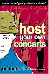 Host Your Own Concerts Paperback