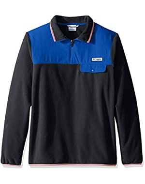 Sportswear Men's Harborside Overlay Fleece Pullover