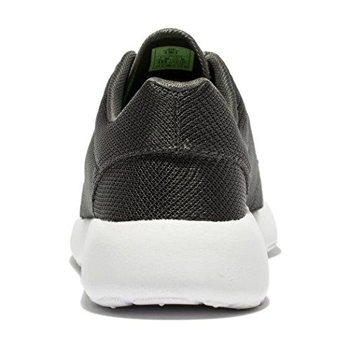 Daillor & uomo donna air-breathing rete scarpe da corsa, camminata sneakers, grigio (Gray), 40